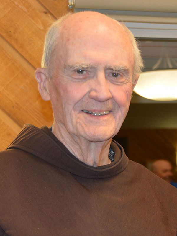 Father Kevin Lynch, OFM