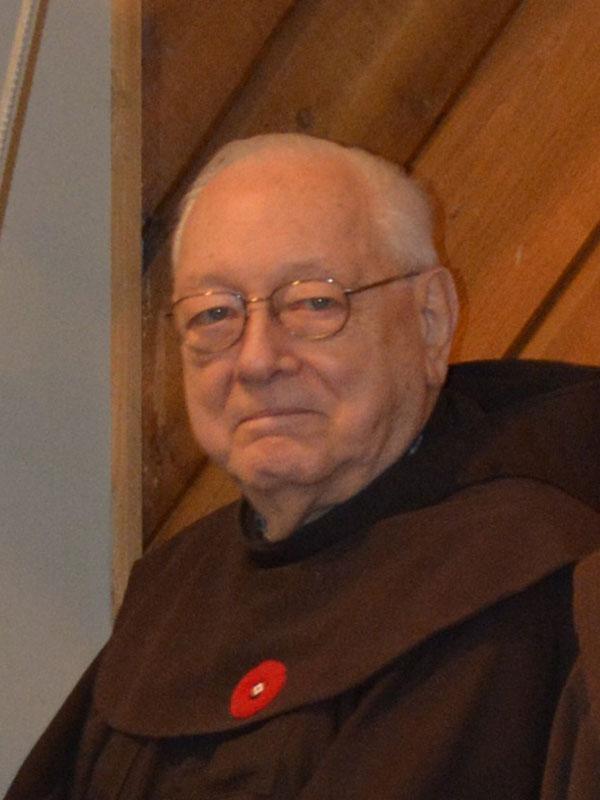 Father Louis Geelan, OFM