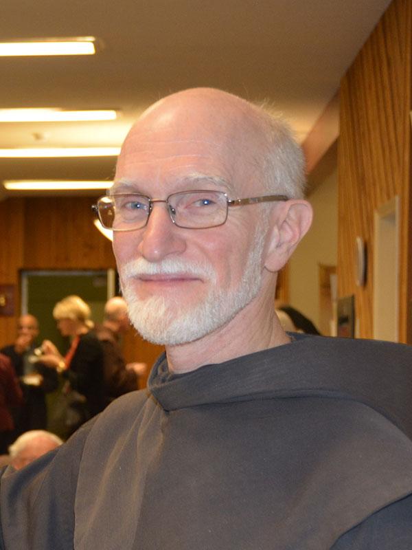 Friar Gerry Clyne, OFM