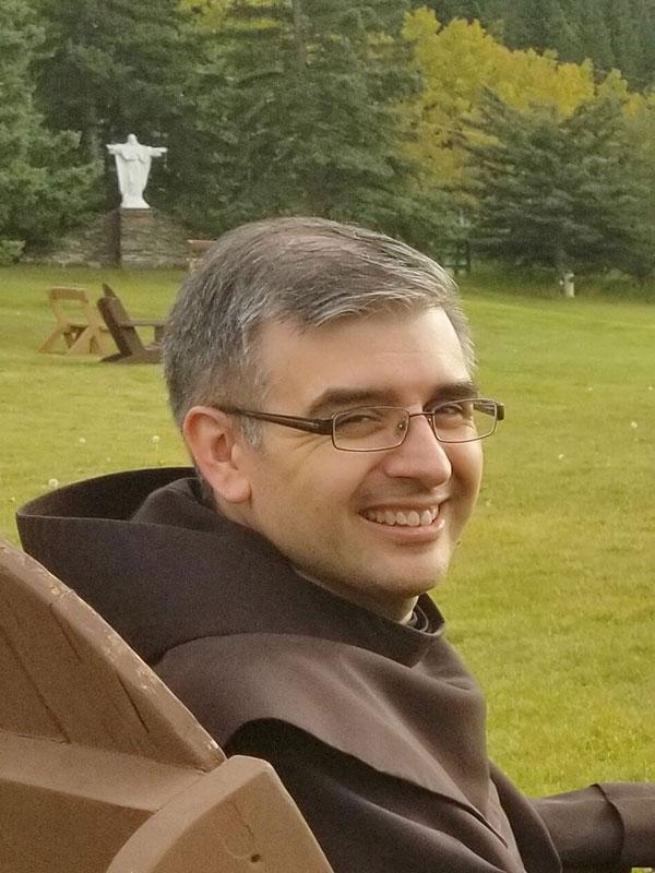 Friar Michael Perras, OFM